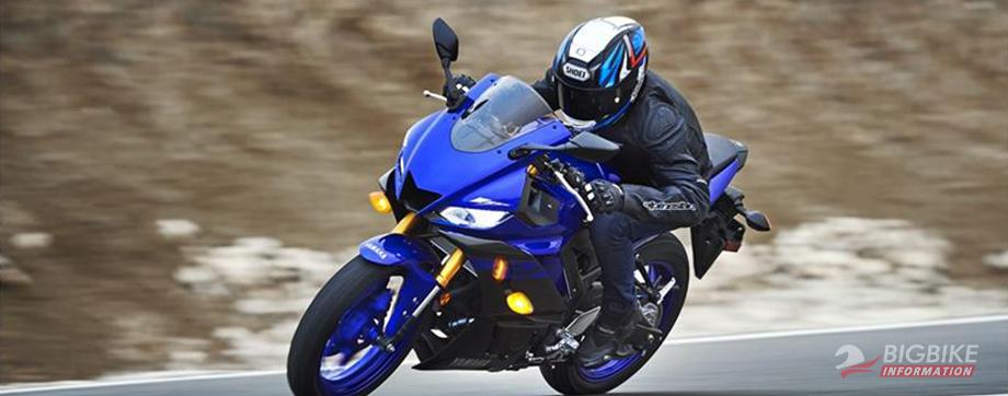Yamaha YZF R3 2019
