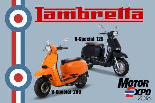 Lambretta V125 V200
