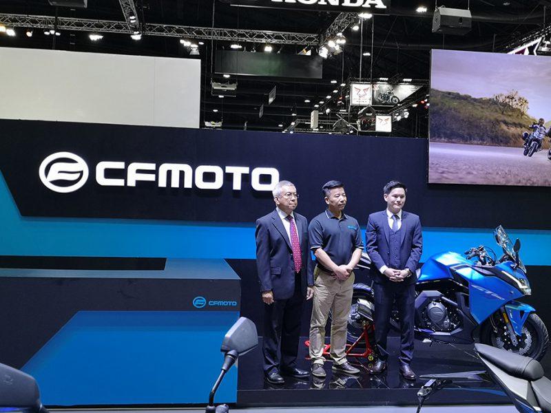 ผู้บริหาร CF Moto
