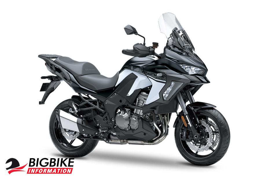 Versys 1000 2019  สีดำ-ขาว