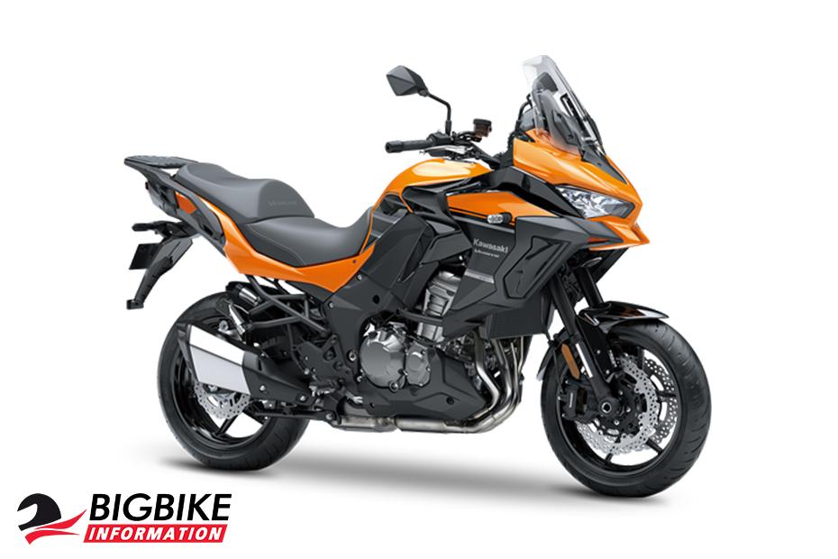 Versys 1000 2019  สีส้ม