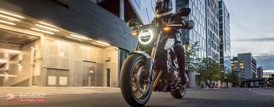 Honda CB650R 2019