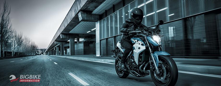 CF Moto 400NK