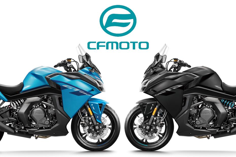 CFMOTO เปิดตัวบิ๊กไบค์โมเดลล่าสุด 650GT ในงาน Motor Expo 2018