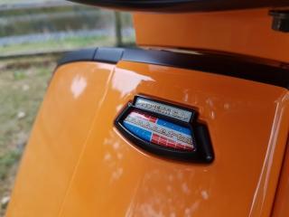 Classic Lambretta Emblem