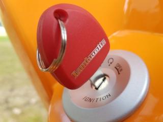 Emblazened Ignition Key