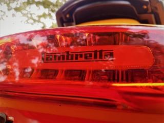Lambretta Branded Taillight