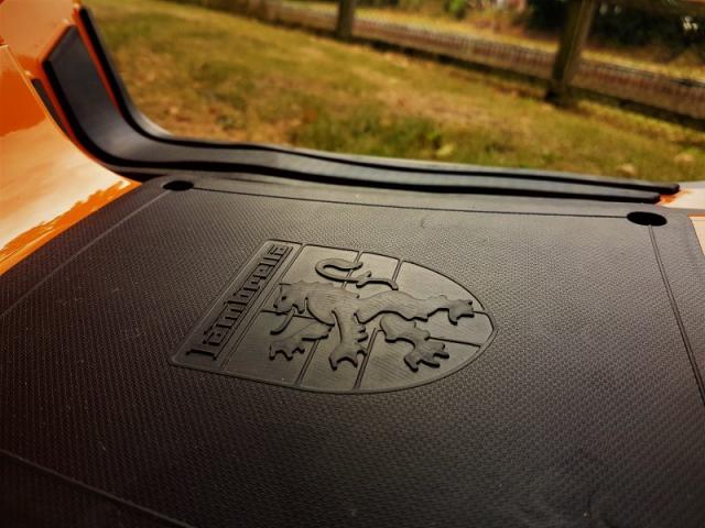 Lambretta Lion Emblem
