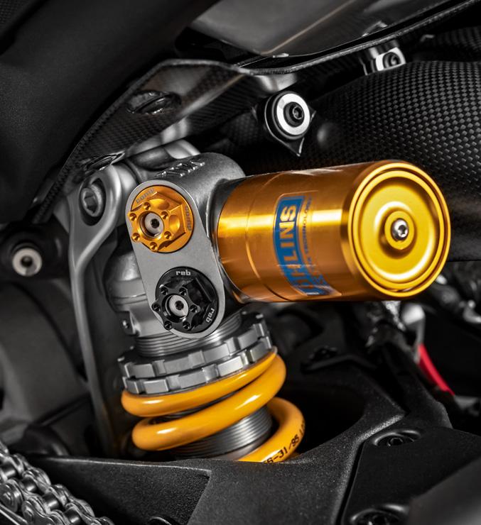 โช้คหลัง Ducati Panigale V4 R Ohlins