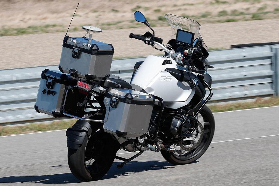 ชุดอุปกรณ์ บน BMW R1200GS