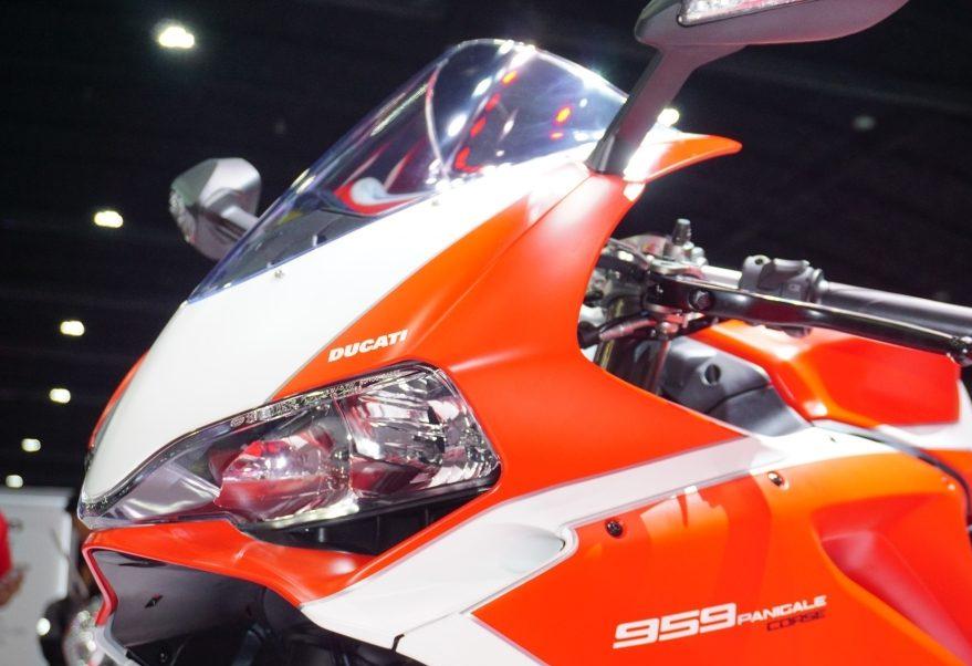 ตาไฟ Panigale 959 Corse