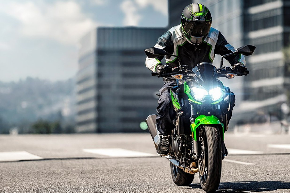 ทดลองขับ Kawasaki Z400