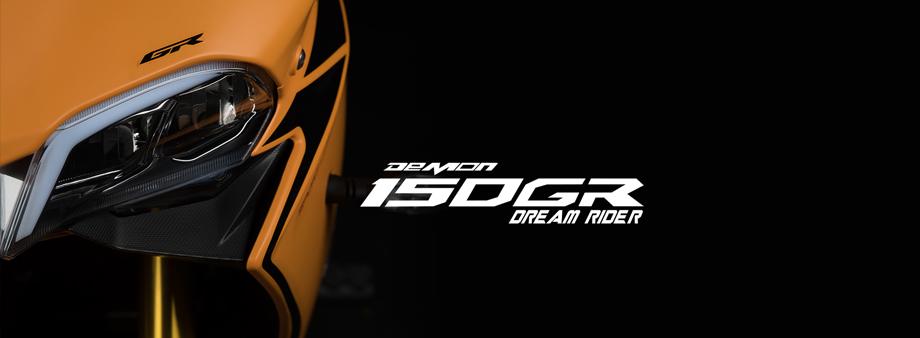 ทดสอบรถ GPX Racing 150GR