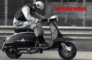 ประวัติ Lambretta Classic Scooter
