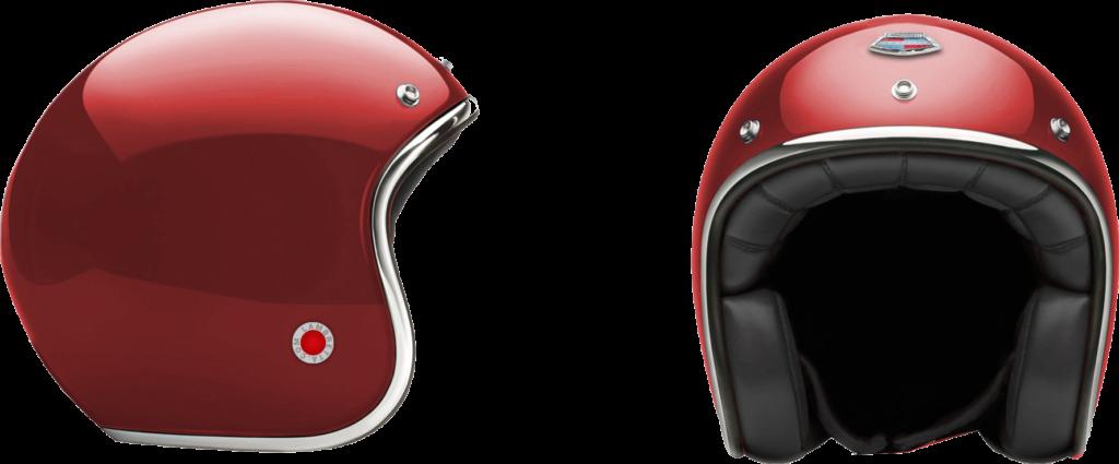 หมวกสีแดง Lambretta