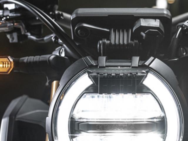 ไฟหน้า Honda CB650R