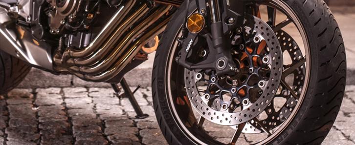 ล้อหน้า Honda CB650R
