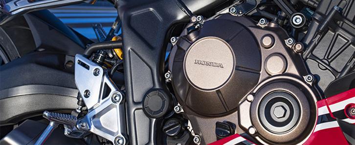 เครื่องยนต์ Honda CBR650R