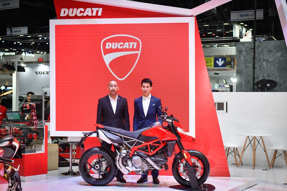 Ducati เปิดตัวโมเดลใหม่