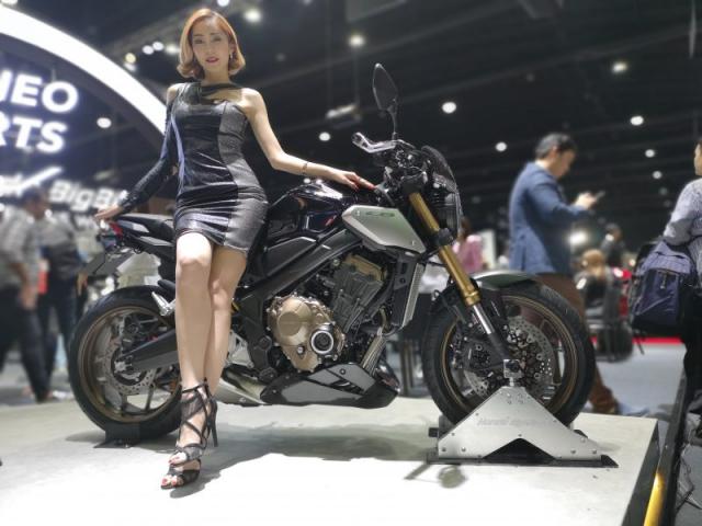 พริตตี้ Honda Motor Expo 2018