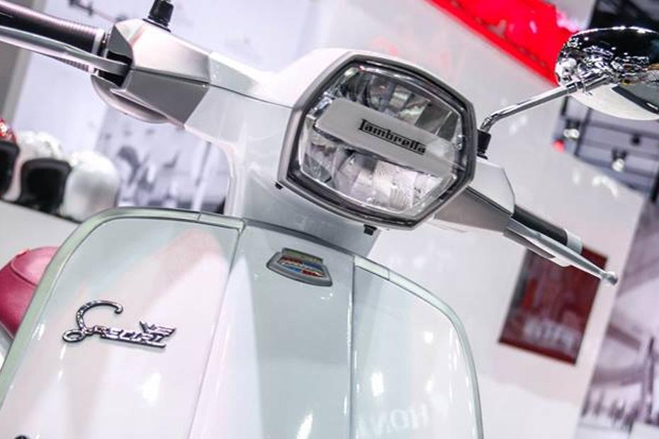 รีวิว Lambretta V200 Special สีขาว สกู๊ตเตอร์สุดคลาสสิคสายพันธุ์อิตาลี