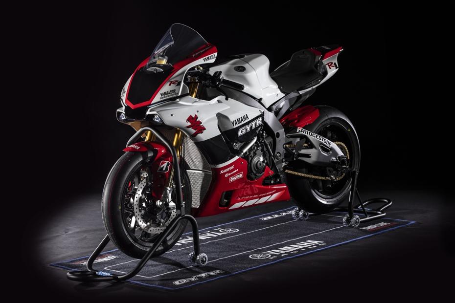 Yamaha YZF-R1 GYTR 2019 Limited Edition ข้อมูลสเปคและราคา