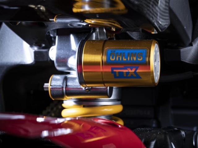 ชุดกันสะเทือนหลัง Yamaha YZF R1 GYTR 2019