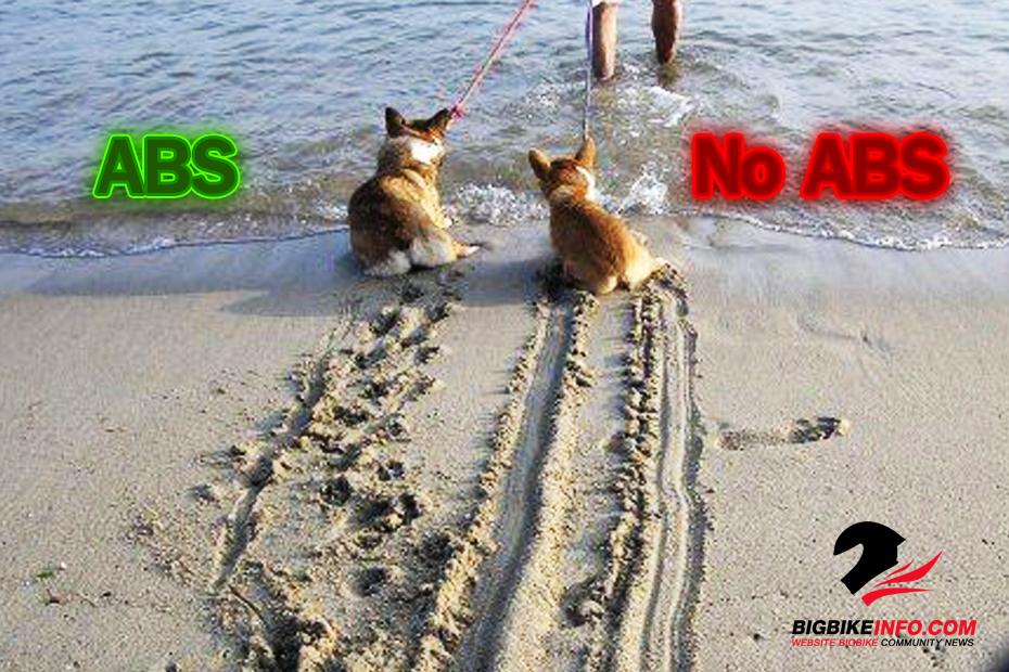 ระบบเบรค ABS และ No ABS