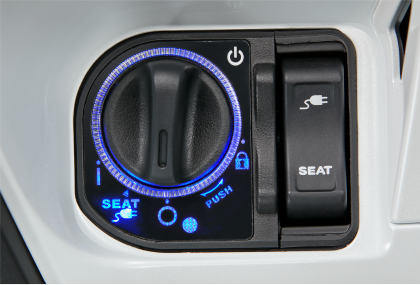 สวิตซ์ New Honda PCX EV