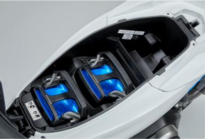แบบ Lithium-ion ของ New Honda PCX EV