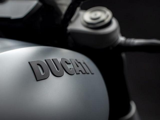 โลโก้ Ducati XDiavel