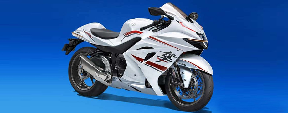 All-new Suzuki Hayabusa