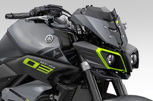 New Yamaha MT-03