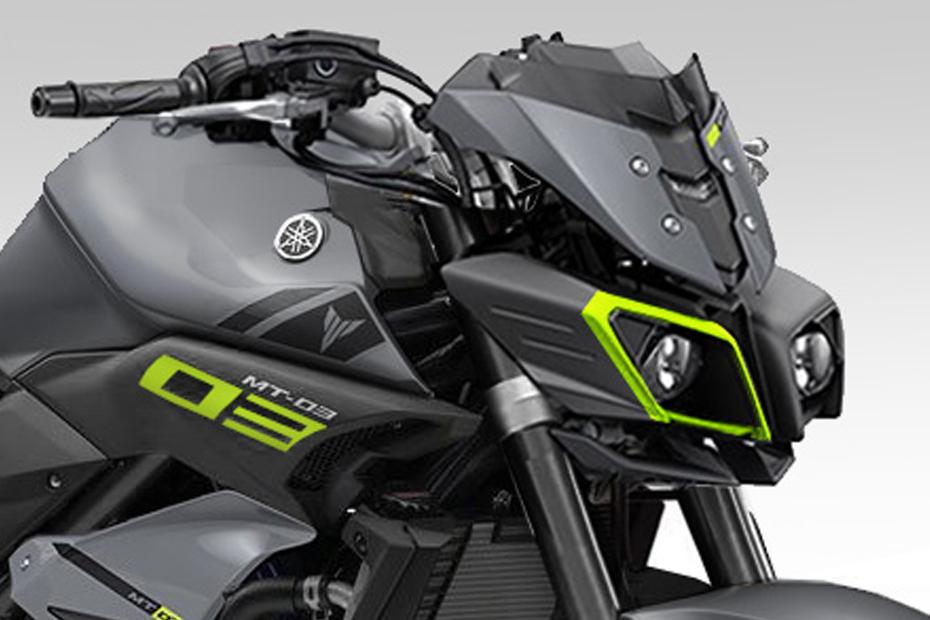 New Yamaha MT-03
