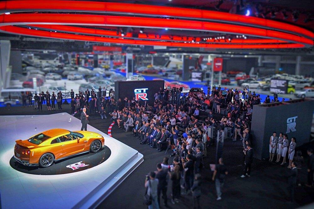 กิจกรรมภายในงาน Bangkok International Motor Show ปี 2019