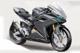 ภาพหลุด New Honda CBR250RR