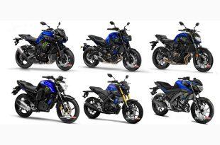ยามาฮ่า MT-Series ลวดลาย Monster MotoGP Team