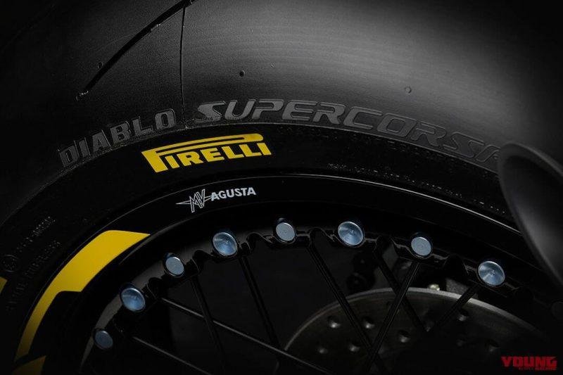ล้อแบรนด์ Pirelli