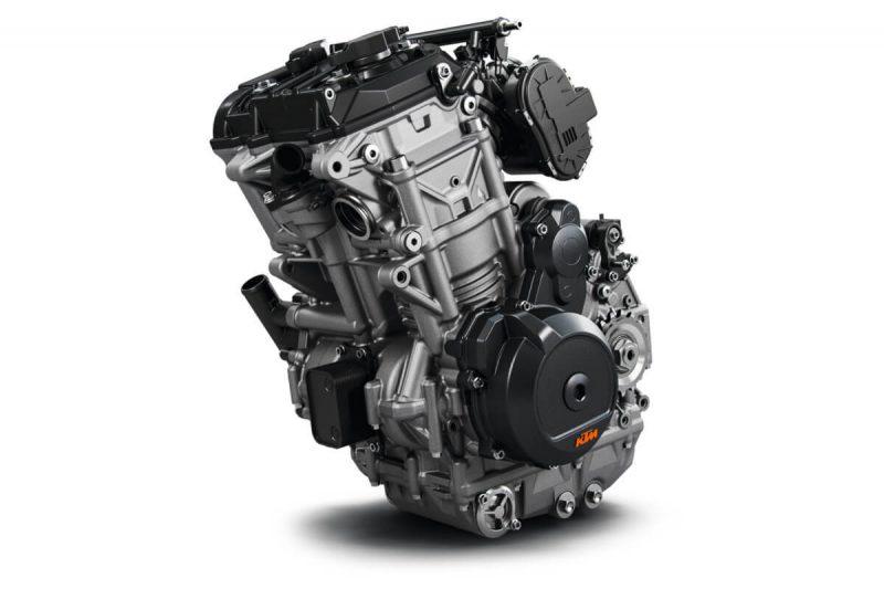 เครื่องยนต์โมเดลใหม่ KTM 500cc