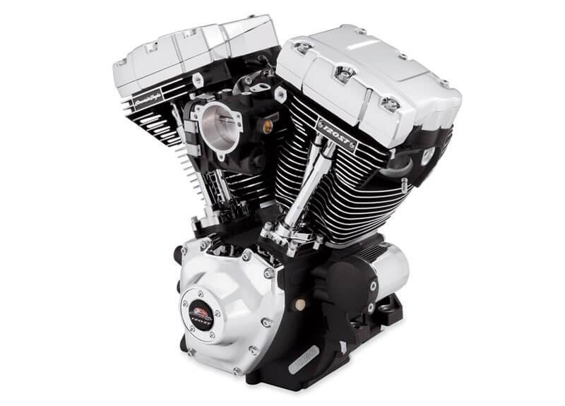 เครื่องยนต์ V-Twin Harley Davidson