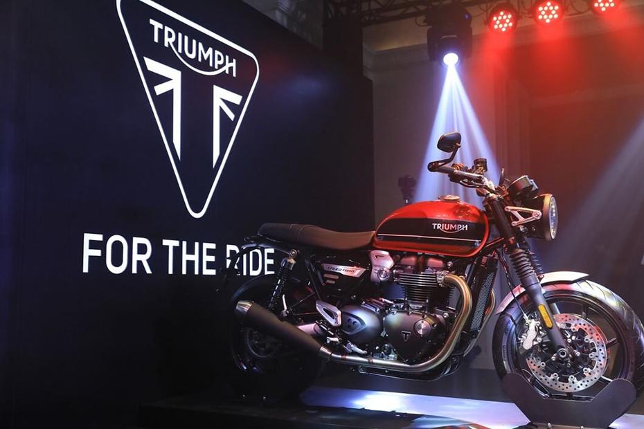 เปิดตัว Triumph Speed Twin