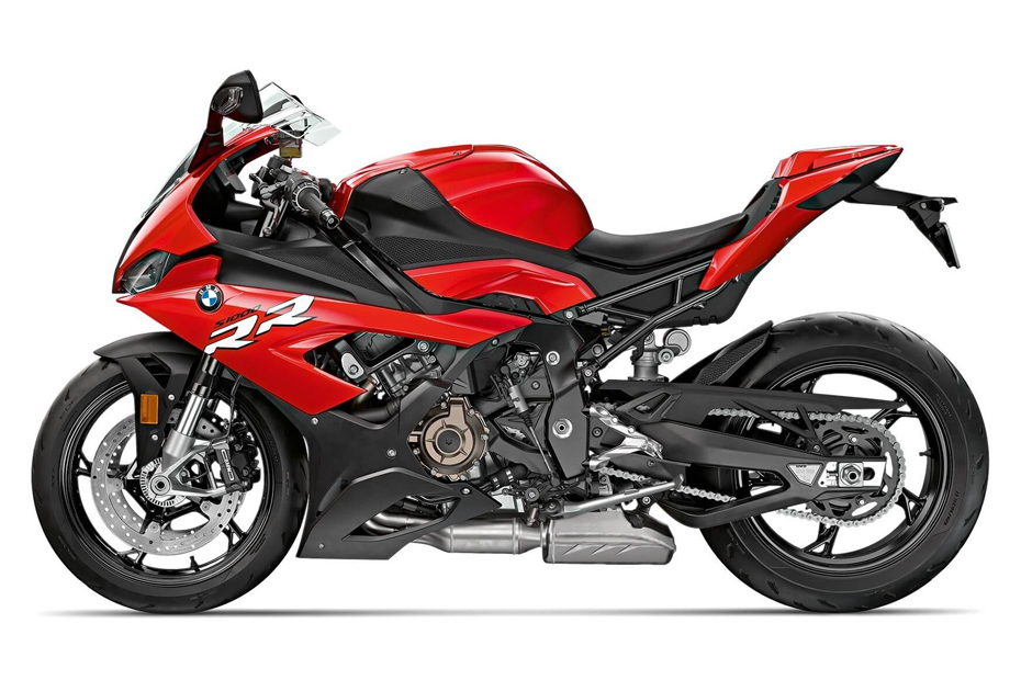 2019 New BMW S1000RR RED