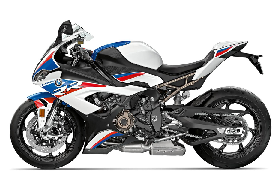 2019 New BMW S1000RR White