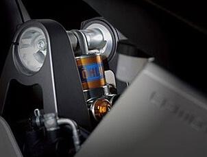 CFMoto V-Twin 1,000cc โช๊ค