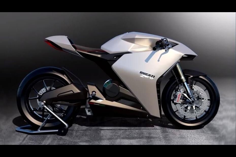 Ducati ประกาศเดินหน้าพัฒนารถจักรยานยนต์ไฟฟ้า