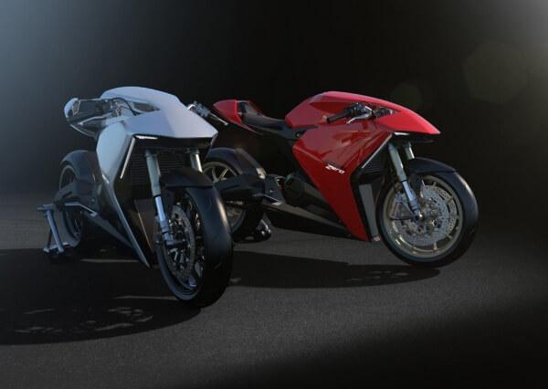 Ducati ประกาศเดินหน้าพัฒนา รถจักรยานยนต์ไฟฟ้า-2สี