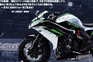 Kawasaki Ninja S2 650cc