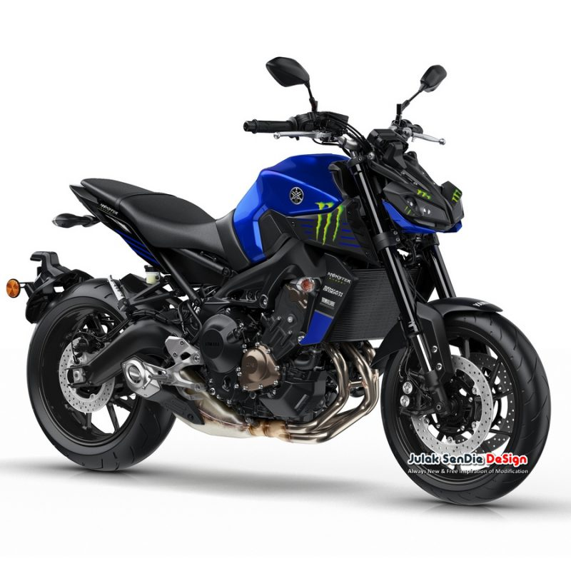 Yamaha รุ่น MT-09