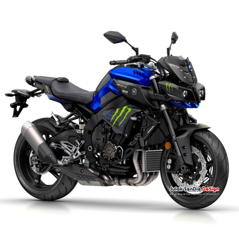 Yamaha รุ่น MT-10