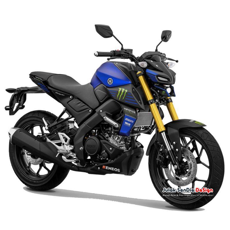 Yamaha รุ่น MT-15